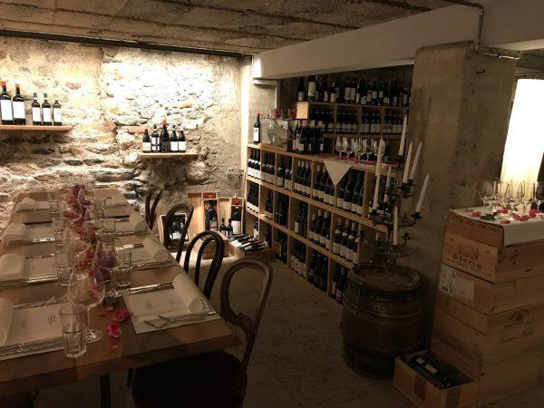 Weinkeller, Solothurn, Restaurant Stalden